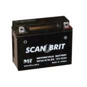 Scanbrit AGM 12 Volt 14 AH