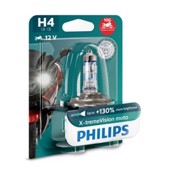 Philips Xtreme Vision + 130%  H4 12V 60/55W