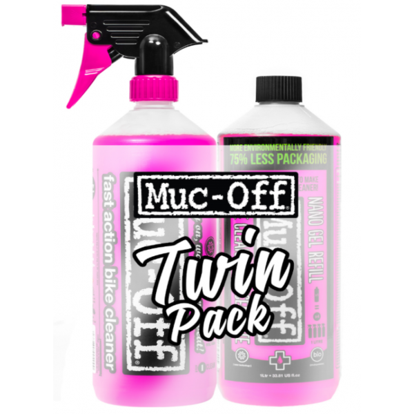 Muc-Off Duo Cleaning Pack