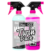 Muc-Off Clean and Finish Duo pack