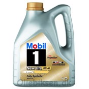 Mobil 1 New Life 0W-40 - 4 Liter