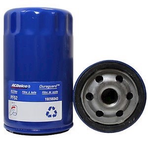 ACDELCO PF52 Oliefilter