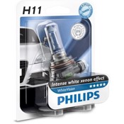 Philips WhiteVision H11 - 12V 55W - 1 Stk