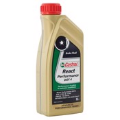 Castrol Brake Fluid React Performance DOT 4 - 1 Liter