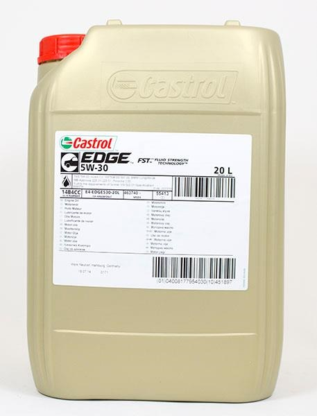 castrol edge titanium fst 5w 30 k b den billigt online her. Black Bedroom Furniture Sets. Home Design Ideas
