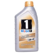Mobil 1 New Life 0W-40 - 1 Liter