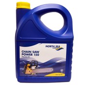 North Sea Lubricants Chain Saw Power 150 -  Kædesavsolie 5 Liter
