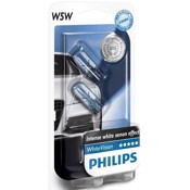 Philips whiteVison W5W 12V 5W